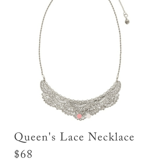 3c0c6bb8285d36 Chloe + Isabel Jewelry | Queens Lace Necklace | Poshmark
